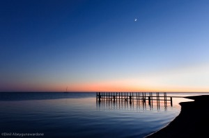 Just before Sunrise - Shark Bay - Western Australia