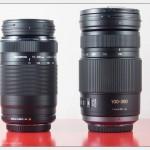 Olympus 75-300mm f/4.8-6.7 II Vs  Panasonic 100-300 f/4.0-5.6 OIS