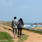 Sea Wall - Galle Fort